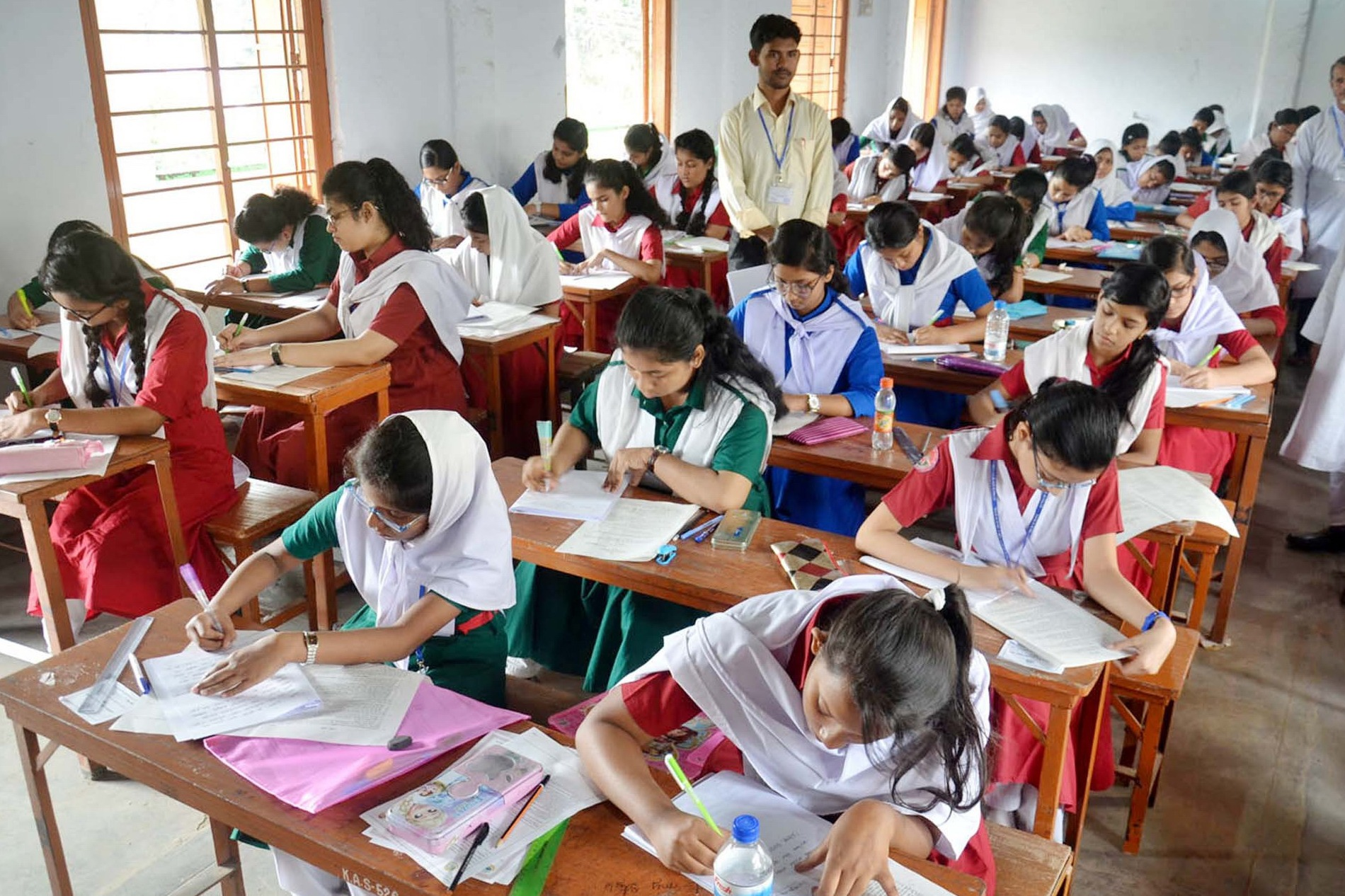 Photo of JSC Routine 2018 (JPG & PDF) – Education Boards of Bangladesh