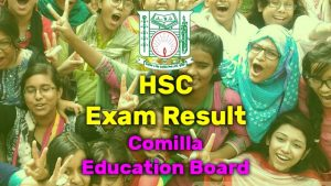 HSC Result Comilla Board