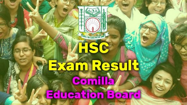 Comilla Board HSC Result 2019 - Ministry of Education – Govt