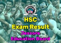 HSC Result Jessore Board