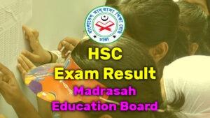 HSC/Alim Result Madrasah Board